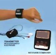 Tele-Pulse Heart Rate Monitors, Wrist and Chest Belt Models